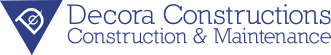 Decora Constructions Logo
